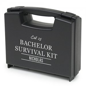 Bachelor Survival Case Personalized Briefcase image