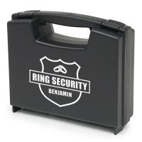Personalized Ring Security Ring Briefcase