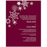 Winter Finery Stationery Sample (9 Colors)