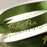 Perfect Pair Ribbon (4 Sizes - 31 colors)