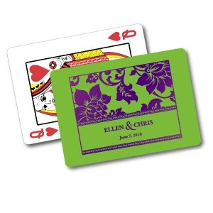 Custom Design Personalized Playing Cards image