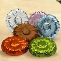 Milk Chocolate Flowers (Case of 250)
