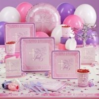 1st Communion Tableware