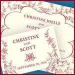 Forget Me Not Stationery Collection