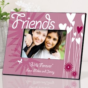 Personalized Friends Photo Frame (8 Designs) image