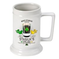 Personalized Beer Steins (32 Designs)