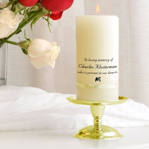 Memory Candles for Weddings (includes stand)