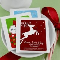 Christmas & Holiday Tea Favors (24 Designs)