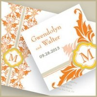 Stationery - Lavish Monogram