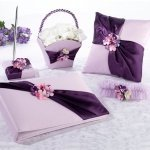Radiant Flower Wedding Accessory Collection