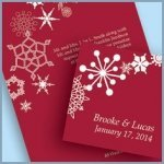 Winter Finery Stationery Collection
